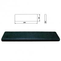 Banc thermo 30x120x5cm noir