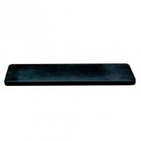 Banc thermo 25x110x5cm noir