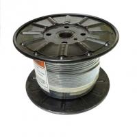 Câble acier enduit pvc noir Diamètre 3,2/4