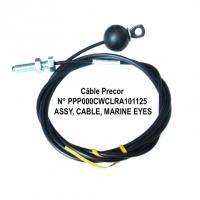 Câble Precor PPP000CWCLRA101125