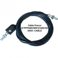 Câble precor PPP000CWR101600102