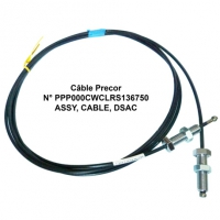 Câble Precor PPP000CWCLRS136750