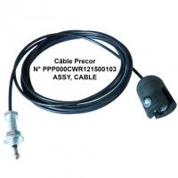 Câble Precor PPP000CWR121500103