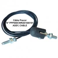 Câble Precor PPP000CWR261500101